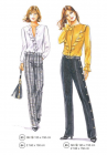 307-02 formal pants