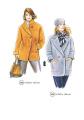 307-10 coat full figure pattern