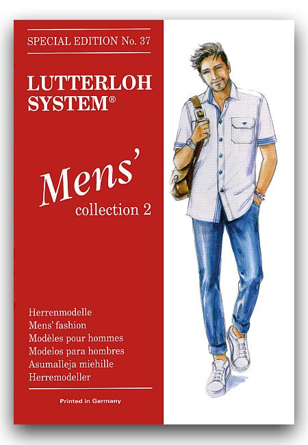 Modèles de couture d'hommes